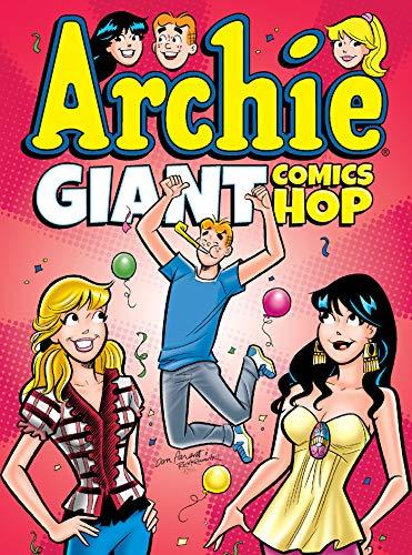 Archie Giant Comics Hop (Archie Giant Comics Digests Book 15) (English Edition)