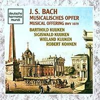 Bach: Musicalisches Opfer