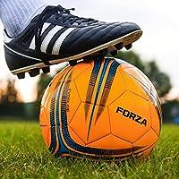 Forzaトレーニングサッカーボール[ 2018 ] Bigの準備を一致The Professional Way withこのトップトレーニングサッカーボール[ Net世界スポーツ]