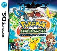 Pokemon Ranger Shadow of Almia