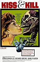 Kiss & Kill–1968–映画ポスター