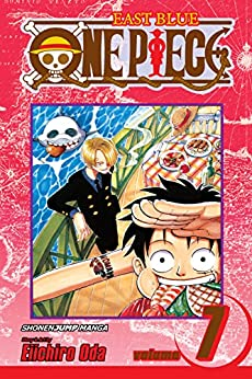 One Piece, Vol. 7: The Crap-Geezer (One Piece Graphic Novel) by [Oda, Eiichiro]