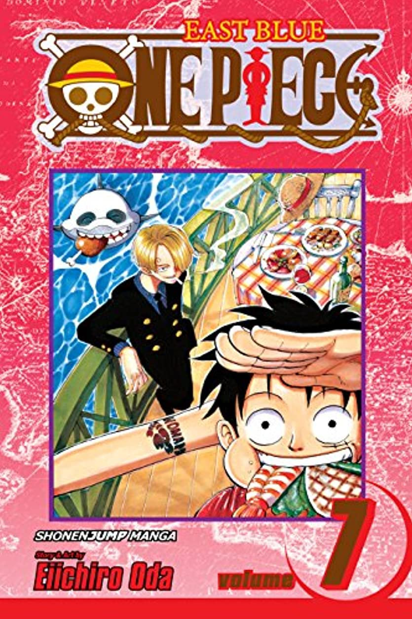 One Piece, Vol. 7: The Crap-Geezer (One Piece Graphic Novel) (English Edition)