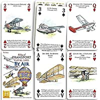 HISTORY OF TRANSPORT PLAYING CARDS BY AIR