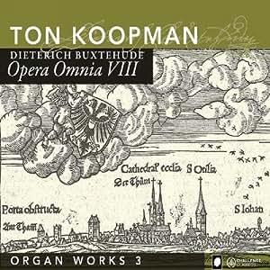 Complete Works 8: Organ Works