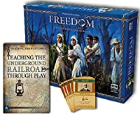 Freedom - The Underground Railroad with Teaching the Underground Railroad Through Play (Teacher's Edition Bundle)
