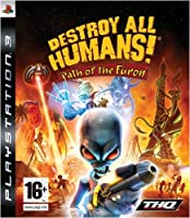 Destroy All Humans: Path of the Furon (PS3)