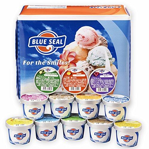 沖縄のアイスクリーム「ブルーシールギフトセット12」贈答 |...