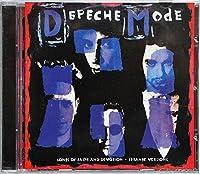 DEPECHE MODE Songs Of Faith And Devotion Remixes Strange Versions 2005 CD