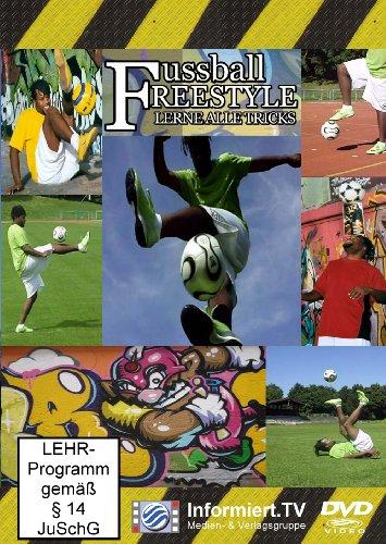 Fussball Freestyle: Lerne Alle Tricks [Import allemand]