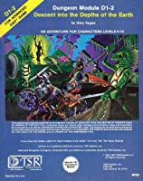 Descent into the Depths of the Earth (Advanced Dungeons & Dragons)