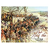 WOG: Hold the Line, the American Revolution, Boardgame 2nd Edition