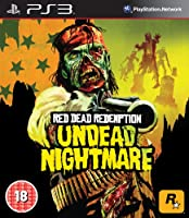Red Dead Redemption Undead Nightmare (PS3) (輸入版)