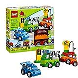 レゴ (LEGO) デュプロ デュプロのクルマセット 10552