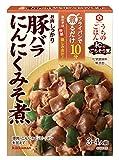 キッコーマン食品うちのごはん 和のごちそう煮 豚バラにんにくみそ煮 140g