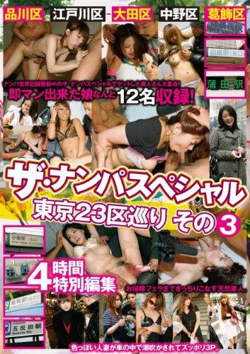 ザ・ナンパスペシャル東京23区巡り その3 [DVD]