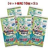 デオトイレ 1週間消臭・抗菌ふんわり香るシート ナチュラルガーデンの香り 10枚