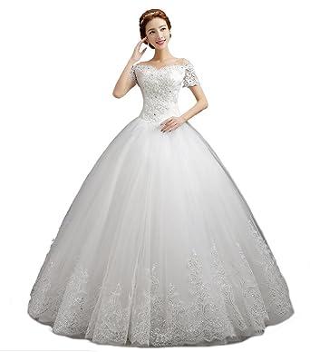 ウェディングドレス 花嫁 二次会 結婚式ドレス 結婚式ワンピース フォーマル パーティードレス ベルラインドレス