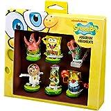 SpongeBob スポンジボブ 6体セット 水槽/アクアリウム用 [並行輸入品]