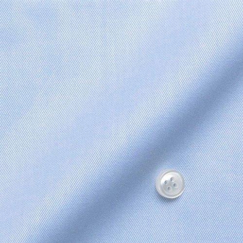 『ワイシャツ 軽井沢シャツ [A10KZB008]ボタンダウン 100番手双糸 マイター比翼 らくらくオーダー受注生産商品』の4枚目の画像