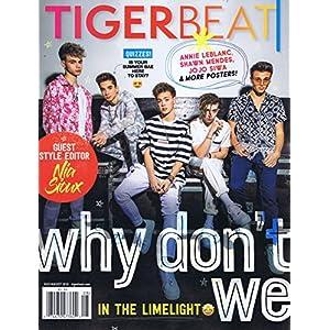 Tiger Beat [US] July - August 2018 (単号)