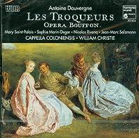 Les Troqueurs: Christie / Cappella Coloniensis