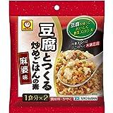 マルちゃん 豆腐とつくる炒めごはんの素 麻婆味 24.8g×12個