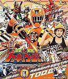 スーパー戦隊シリーズ 烈車戦隊トッキュウジャー VOL.6 [Blu-ray]
