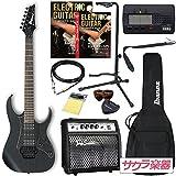 Ibanez アイバニーズ エレキギター RG350ZB/WK サクラ楽器オリジナルスタンダードアンプセット【TG-75】