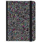 【Kindle(第7世代), Kindle Paperwhite カバー】 caseable byMattartiste ピンク・イエロー・ブルーオングレイ