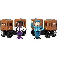 きかんしゃトーマス 木製レールシリーズ アニーとクララベル 2才~【SFC認証取得】木のおもちゃ 車両 GGH17