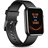 TicWatch GTH Smartwatch up to 10 Days Battery Life with Skin Temperature Measurement Blood Oxygen 24h Heart Rate Monitoring S