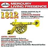 チャイコフスキー:大序曲「1812年」他