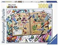 Ravensburger Disney Pixar: Scrapbook Puzzle Set (1000 Piece) [並行輸入品]