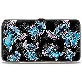 Buckle-Down Women's Hinge Wallet-Lilo & Stitch