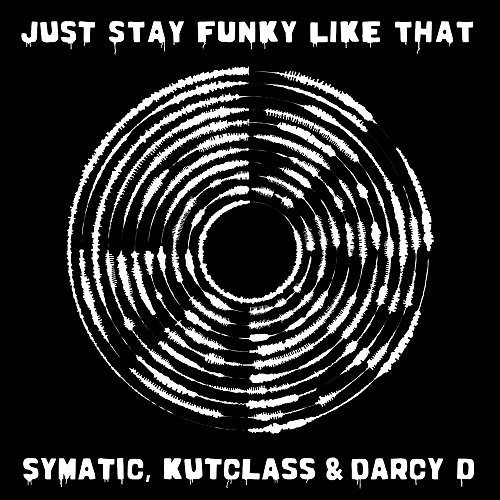 Symatic, Kutclass & Darcy D - Just Stay Funky Like That + Sample Map Sticker Set バトルブレイクス