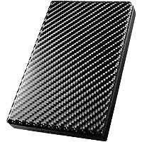 I-O DATA ポータブルハードディスク 1TB/コンパクトボディ/USB3.0/USBバスパワー/テレビ録画/家電メーカー対応/日本製/HDPT-UT1K/E