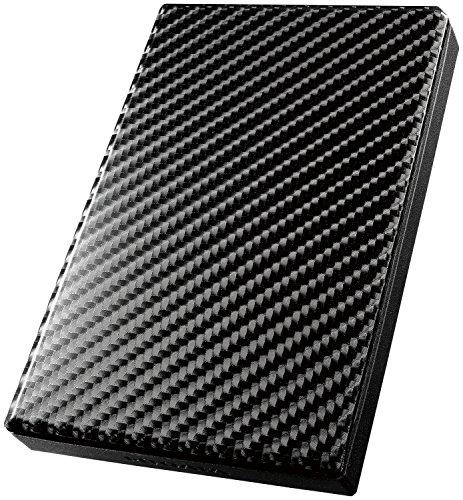 I-O DATA ポータブルハードディスク 1TB/コンパク...