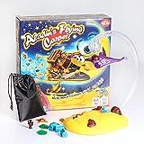 Liebeye マジックフライングカーペットのゲーム デスクトップサスペンションおもちゃ 子供たちの友達インタラクションノベルティバランスのおもちゃ
