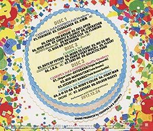 『4010』 Both Anniversary Gig CD(Blu-spec CD2 3枚組)