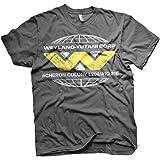Official Men's Aliens Wayland Yutani Corp Retro T-Shirt - Loose Fit