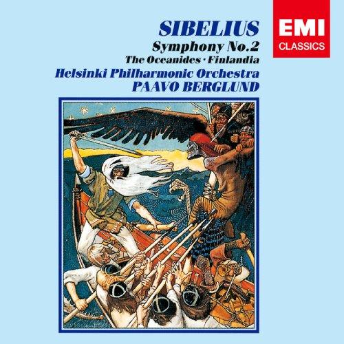 シベリウス:交響曲第2番、交響詩「大洋の女神」、同「フィンランディア」