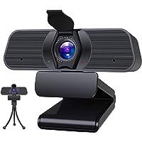 「2021年最新 400万画素」Enevox ウェブカメラ Webカメラ 2KフルHD マイク内蔵 30FPS 125…