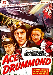 Ace Drummond [DVD] [Import]