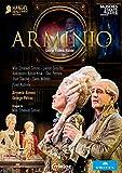 ヘンデル : 歌劇 「アルミニオ」 (全曲) (George Frideric Handel : Arminio / Max Emanuel Cencic | Armonia Atenea | George Petrou) [2DVD] [輸入盤] [日本語帯・解説付]