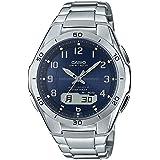 [カシオ]Casio 腕時計 WAVECEPTOR 世界6局電波対応ソーラーウォッチ アナデジコンビモデル WVA-M640D-2A2JF メンズ