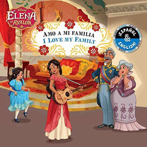 I Love My Family / Amo a mi familia (English-Spani...