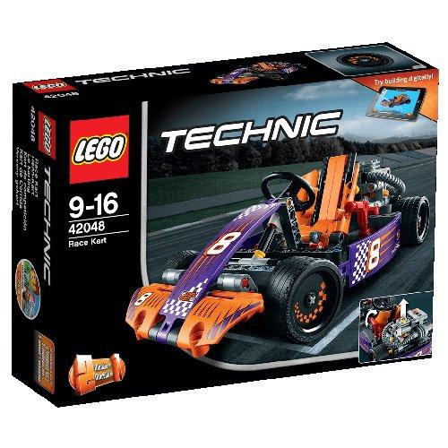 レゴ (LEGO) テクニック レースカート 42048