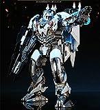 Black Mamba LS-01 Ares Nitrogen 変形 合金 ロボット