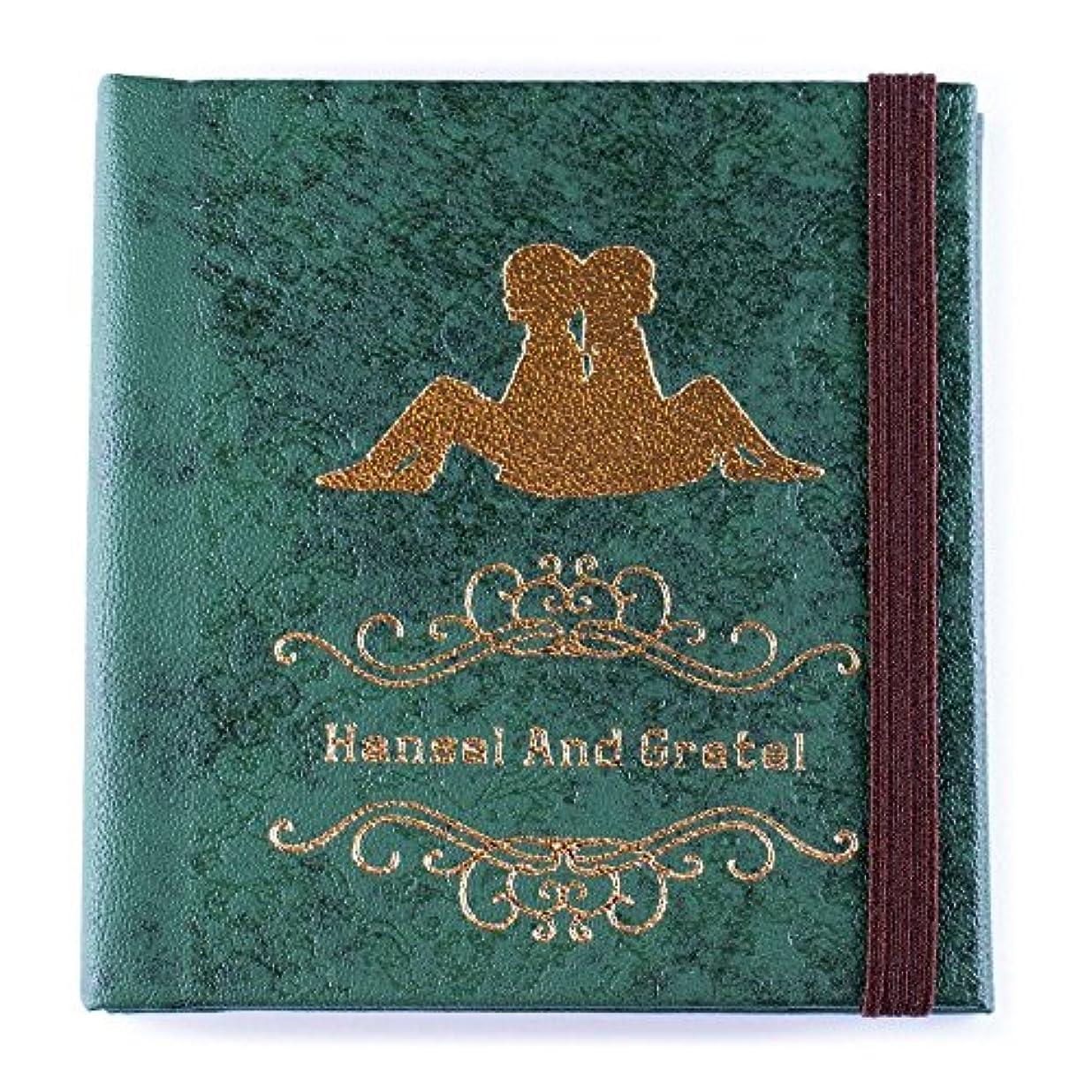 著者牽引テザーTCB童話シリーズ 『ヘンゼルとグレーテルをモチーフにしたアイシャドウ』